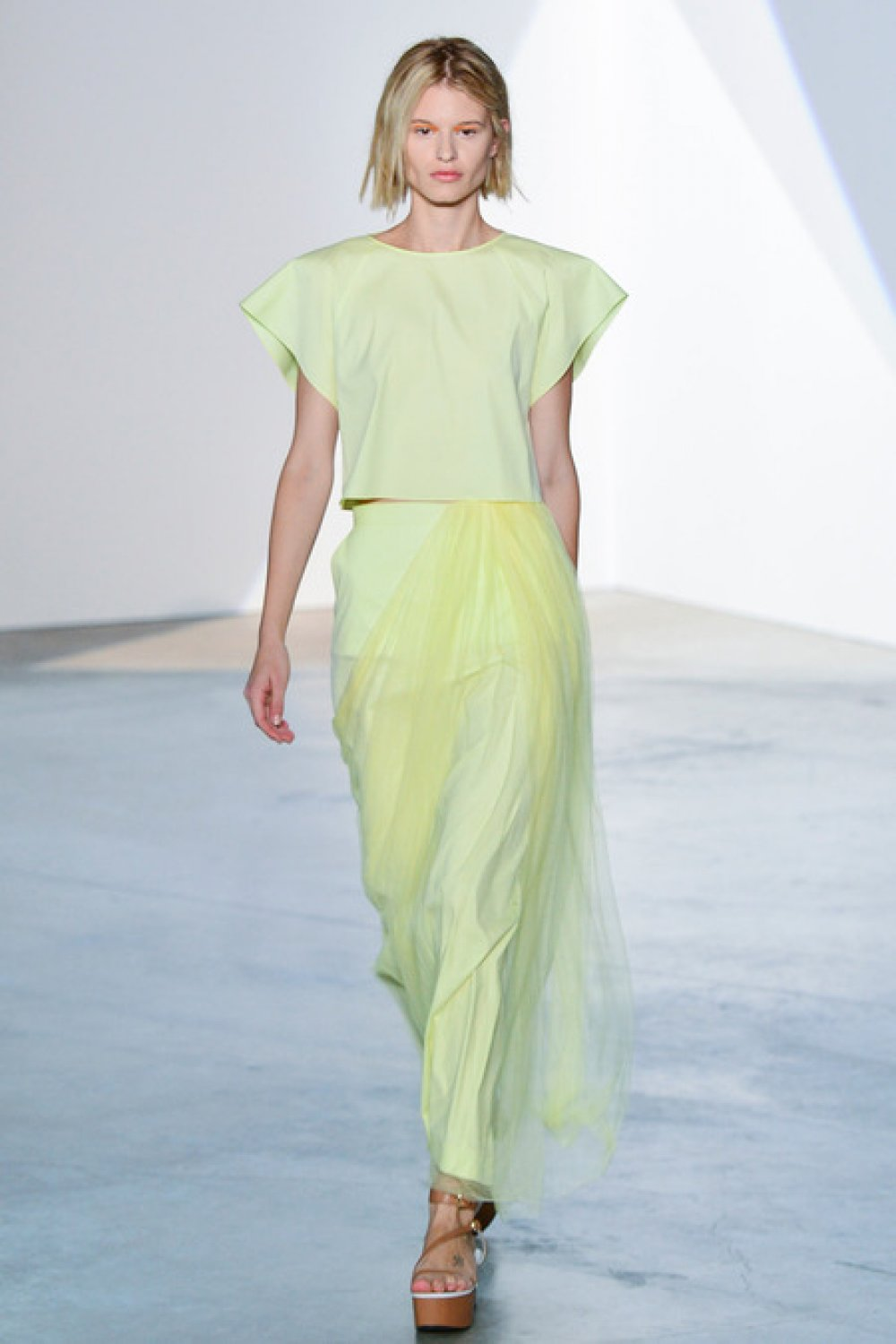 Vionnet Spring Summer 2014 The Spring/summer 2014
