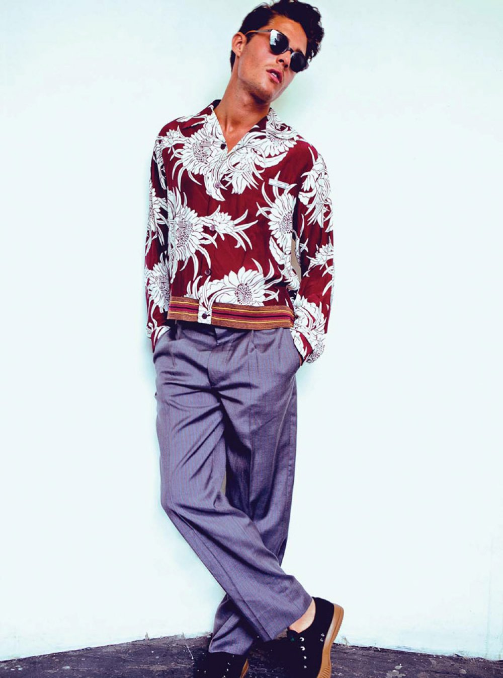 Cesar Casier For August Man Malaysia August 2014 Whynot Blog