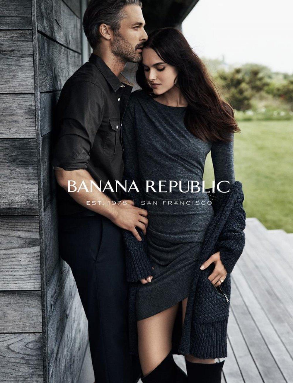 Ben and tao for banana republic fall 2014 campaign for Banana republic milano sito ufficiale
