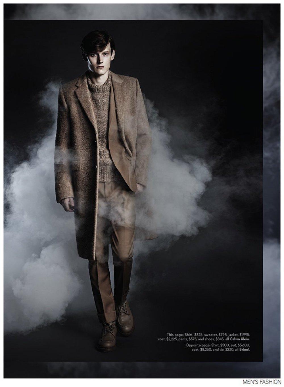 Adam Butcher For Men S Fashion Magazine Fall 2014