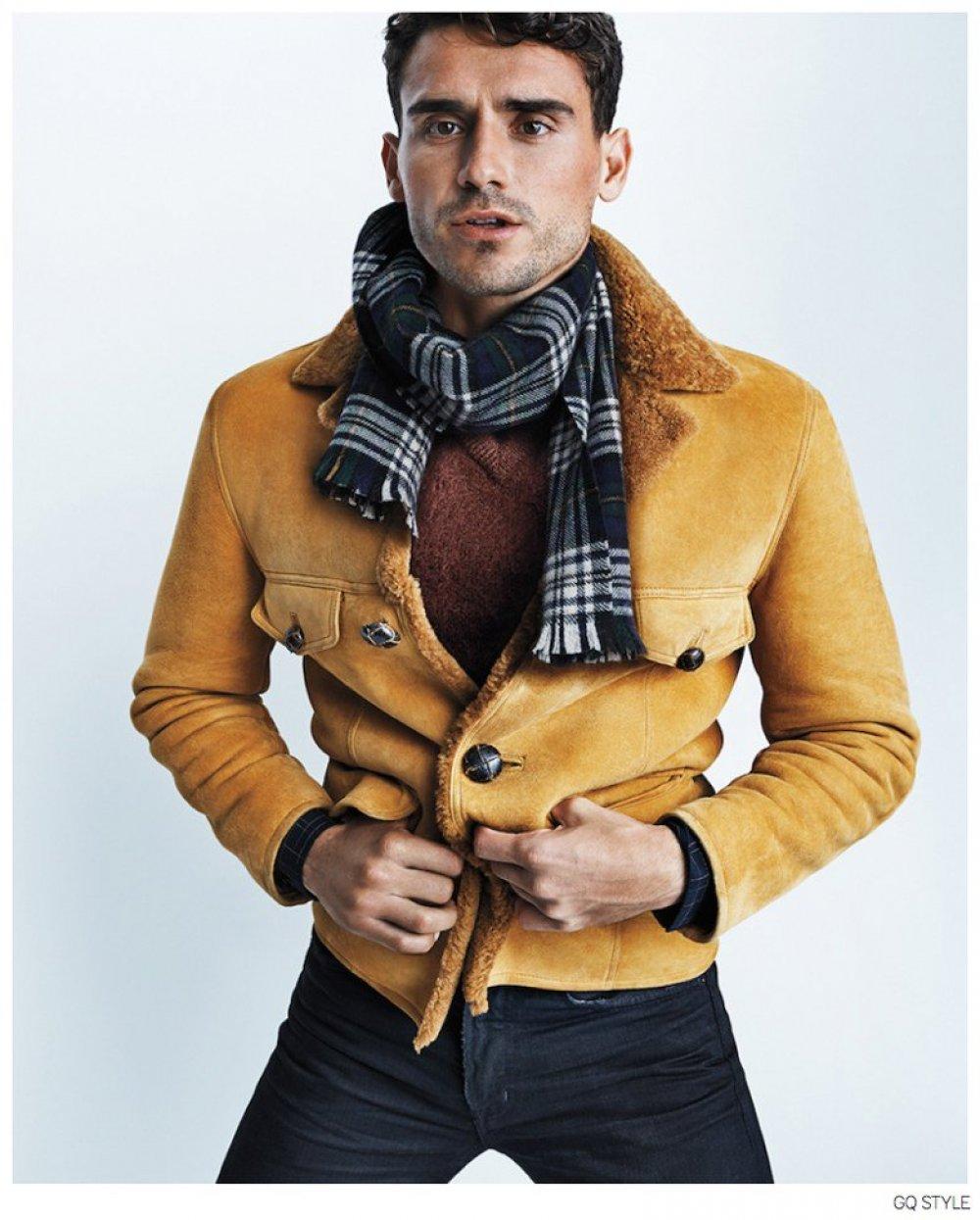 Fall Fashion Mens  Gq