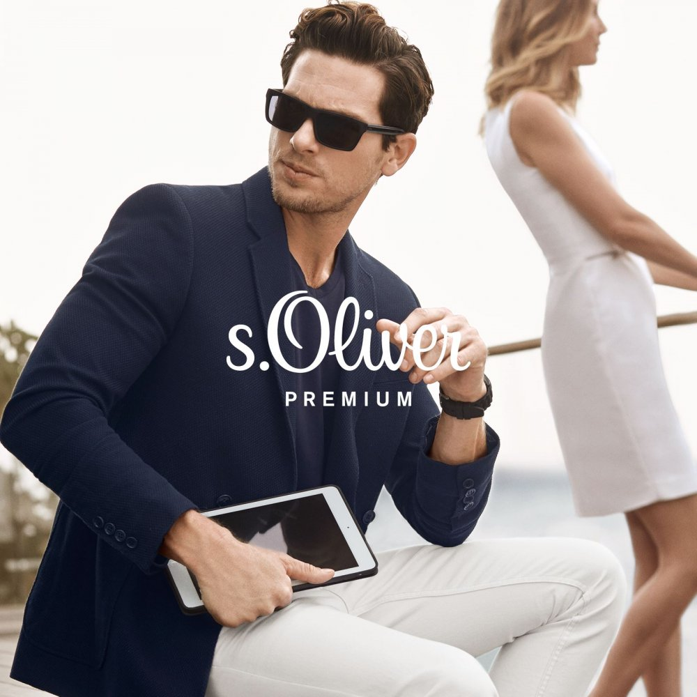 adam senn for s oliver premium s s 2015 campaign whynot blog. Black Bedroom Furniture Sets. Home Design Ideas