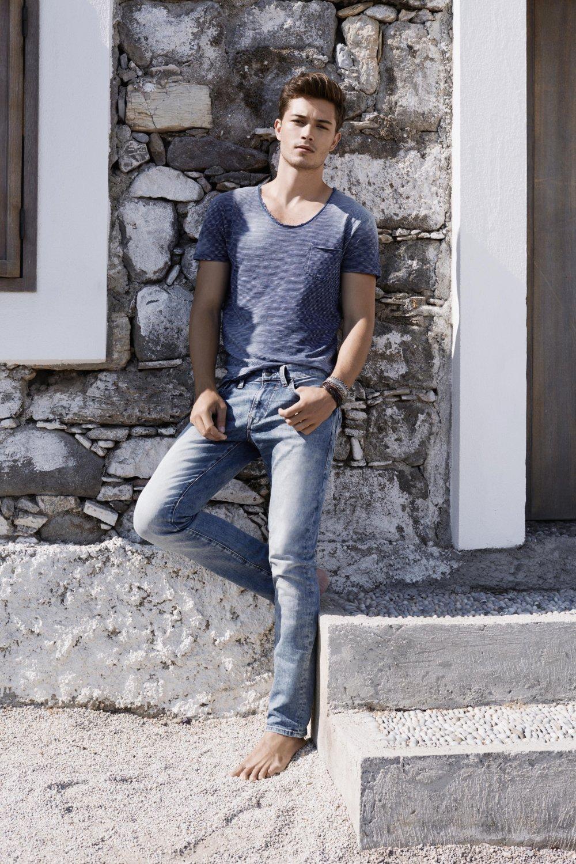 Francisco Lachowski For Mavi Jeans S S 2015 Campaign