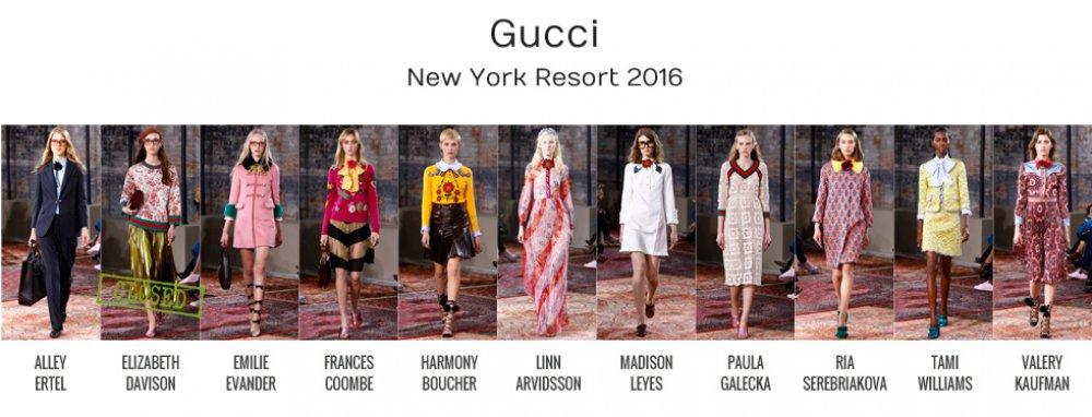 gucci resort 2016 new york whynot blog. Black Bedroom Furniture Sets. Home Design Ideas
