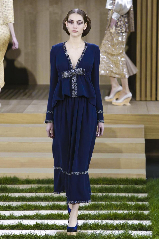 Chanel alta moda parigi primavera estate 2016 whynot blog for Chanel alta moda