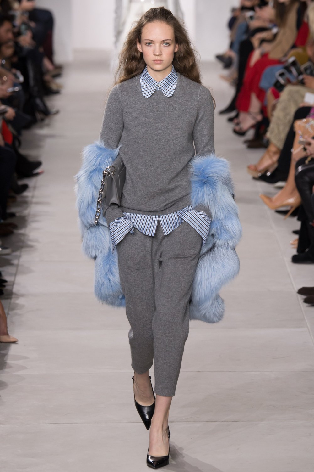 Michael kors collection new york fall winter for Michael m collection