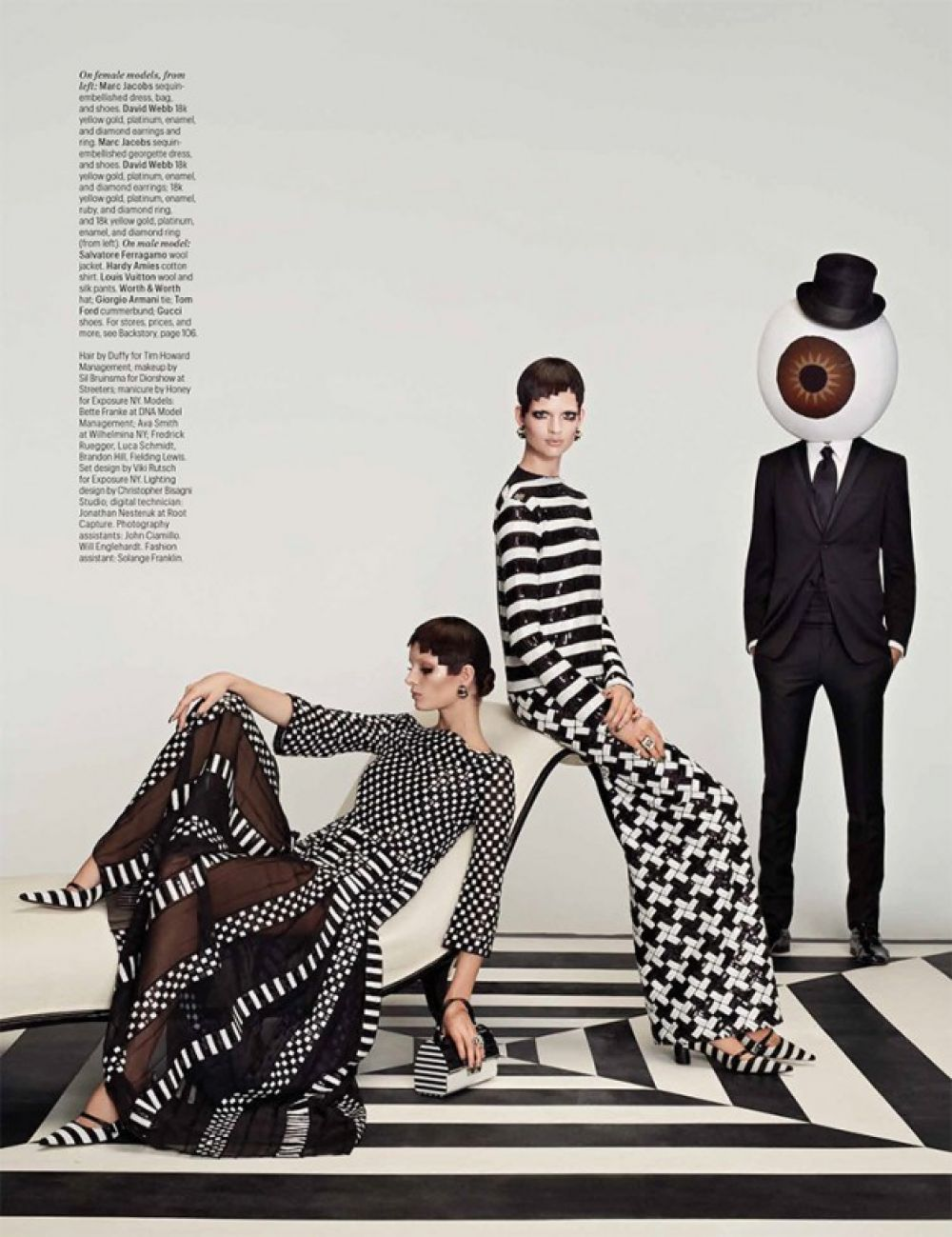 op art fashion and the