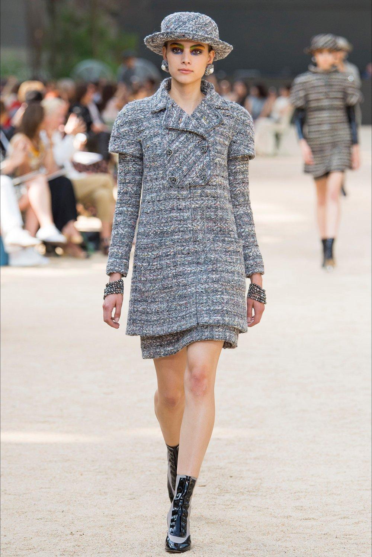 Chanel alta moda primavera estate 2018 whynot blog for Chanel alta moda