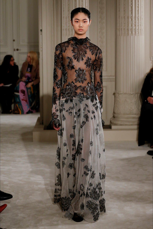 Valentino Haute Couture Paris Spring Summer 2018 ...