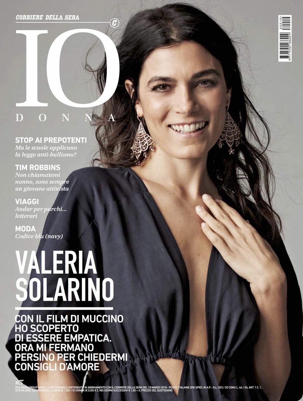 Valeria Solarino nude photos 2019