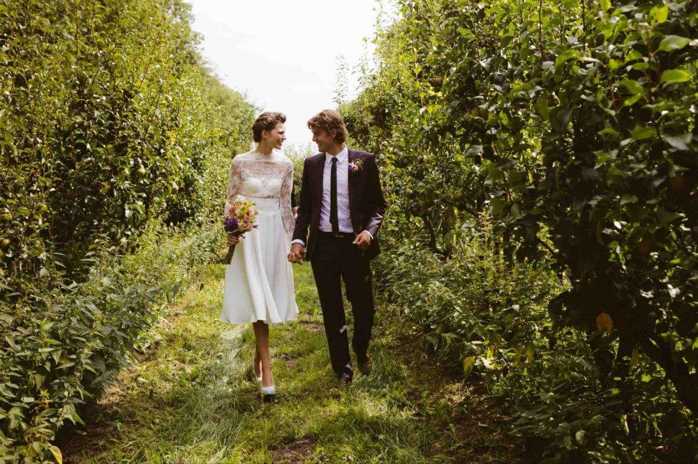 Bette Franke couple