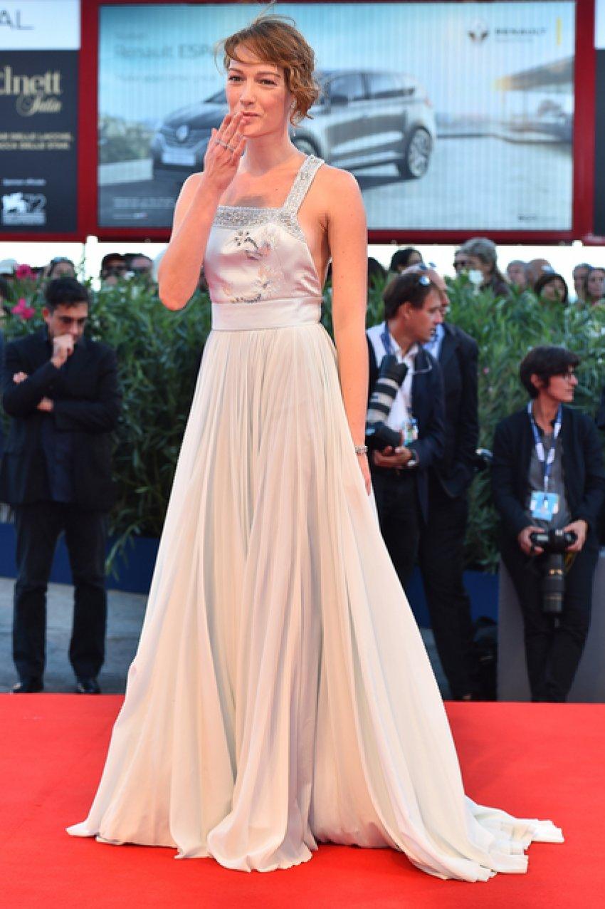 Cristiana Capotondi Profilo Whynot Celebrities